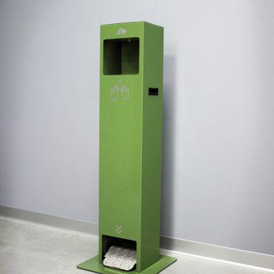 mechaniczna-stacja-dezynfekujaca-alex-tools-zielona-2