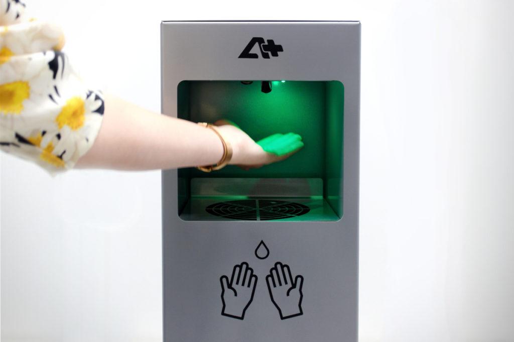 stacja-dezynfekujaca-automat-dzialanie